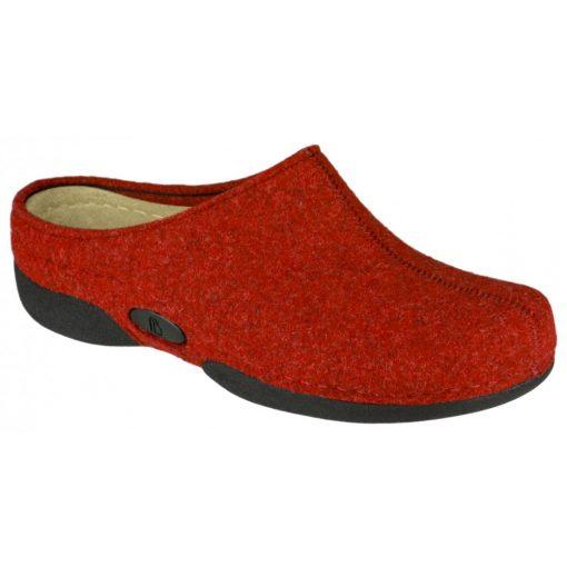 Berkemann klumpa Lauren filc piros