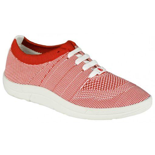 Berkemann fűzős cipő Allegra kötött piros