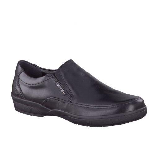 Mephisto belebújós cipő Adelio bőr fekete