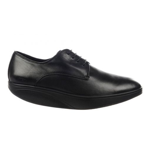 MBT fűzős cipő Kabisha 5 bőr fekete