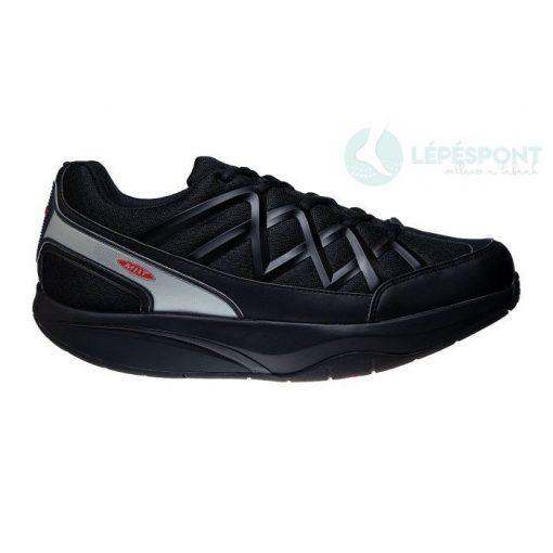 MBT fűzős sportcipő Sport 3 Wide textil fekete