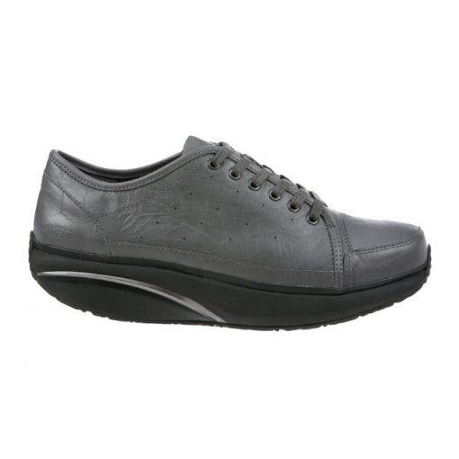 MBT fűzős cipő Nafasi bőr szürke