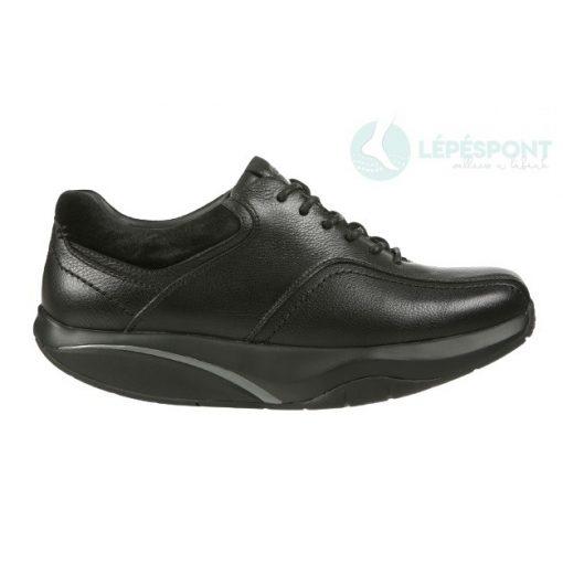 MBT fűzős cipő Ajani bőr fekete