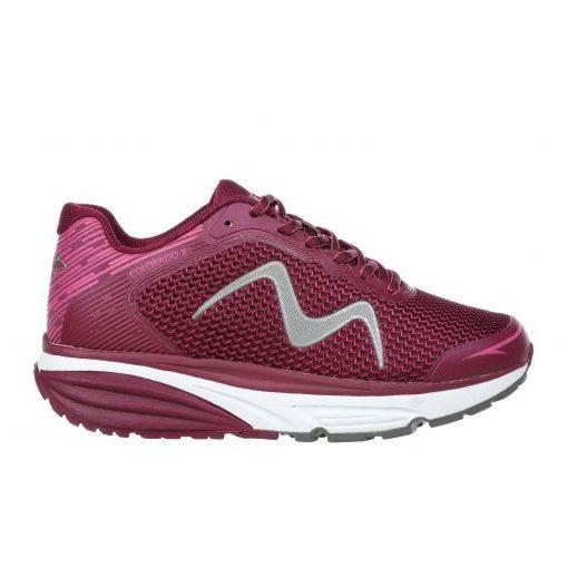 MBT fűzős sportcipő Colorado X textil lila