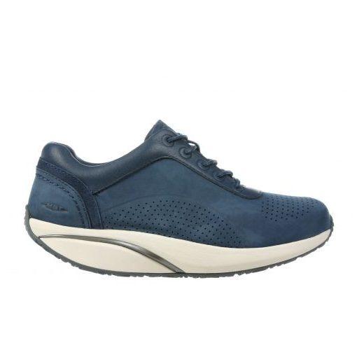 MBT fűzős cipő Taita Lace Up nubuk kék