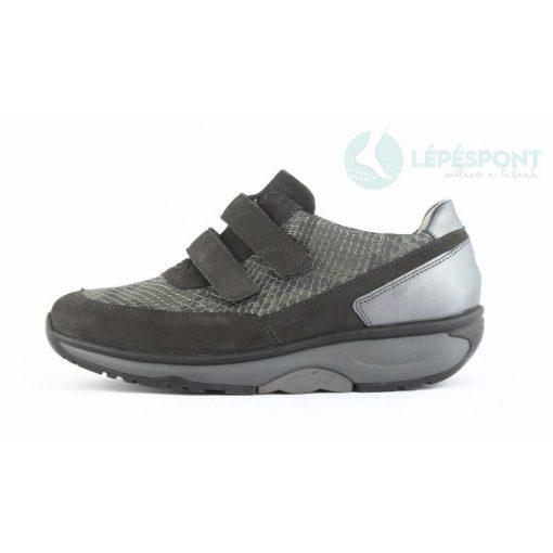 Waldlaufer dynamic tépőzáras cipő H-Sonja nubuk szürke